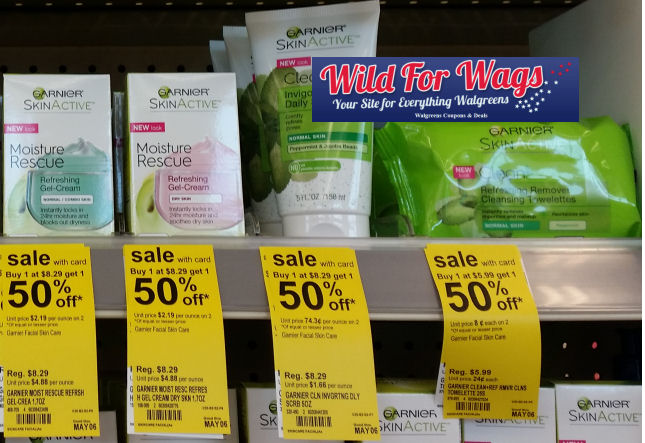 Garnier skin care coupons 2019