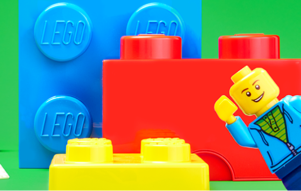 Zulily Lego