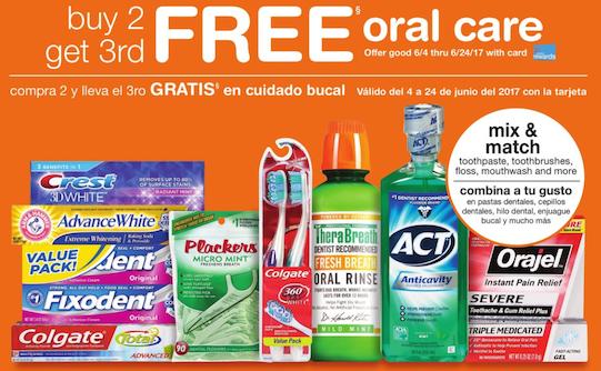 Oral Care at Walgreens