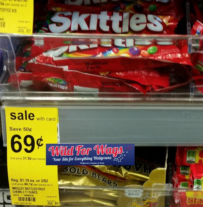 Skittles deals