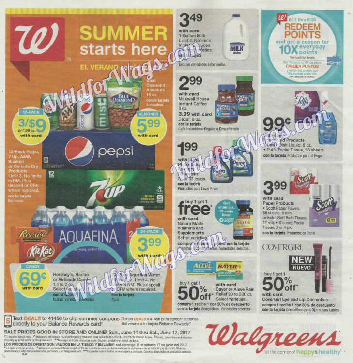 Walgreens Ad Scan 6-11 pg1m
