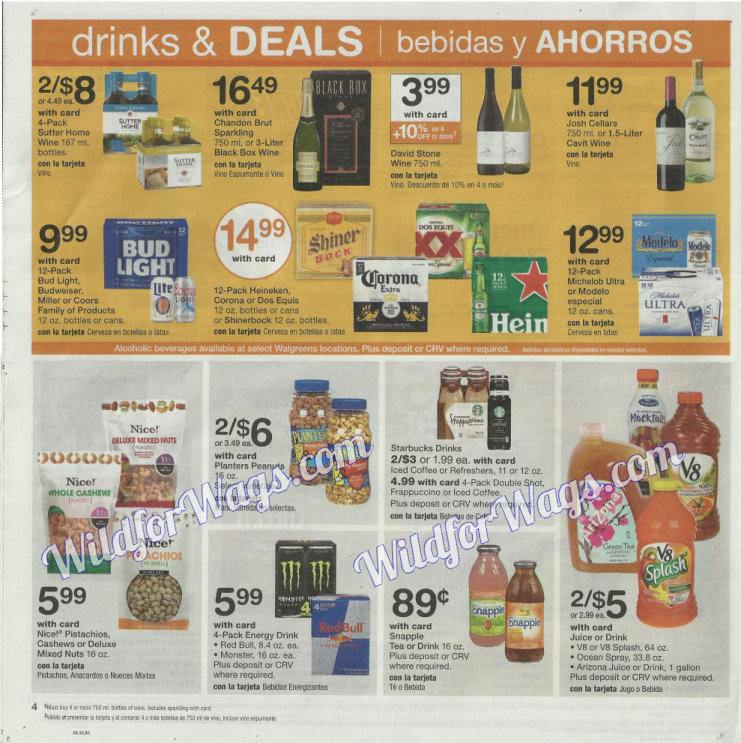 Walgreens Ad Scan 6-11 pg4s