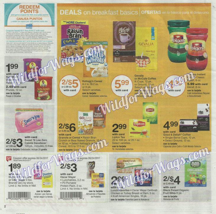 Walgreens Ad Scan 6-18 pg2w