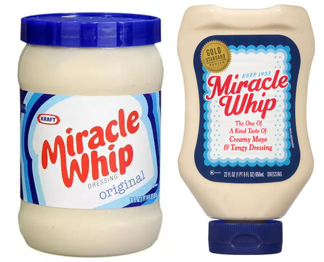 Miracle Whip Coupon 69
