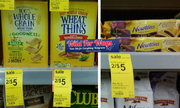 nabisco wheat thins and fig newtons deal
