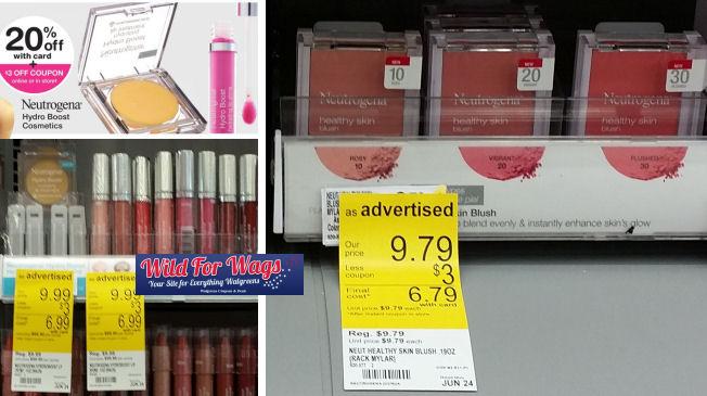 neutrogena cosmetics