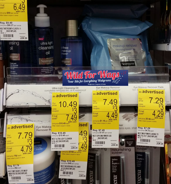 neutrogena facial cleansers deal