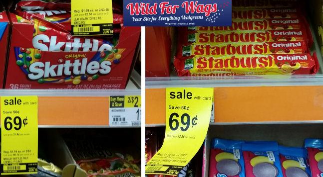 skittles & starburst deals
