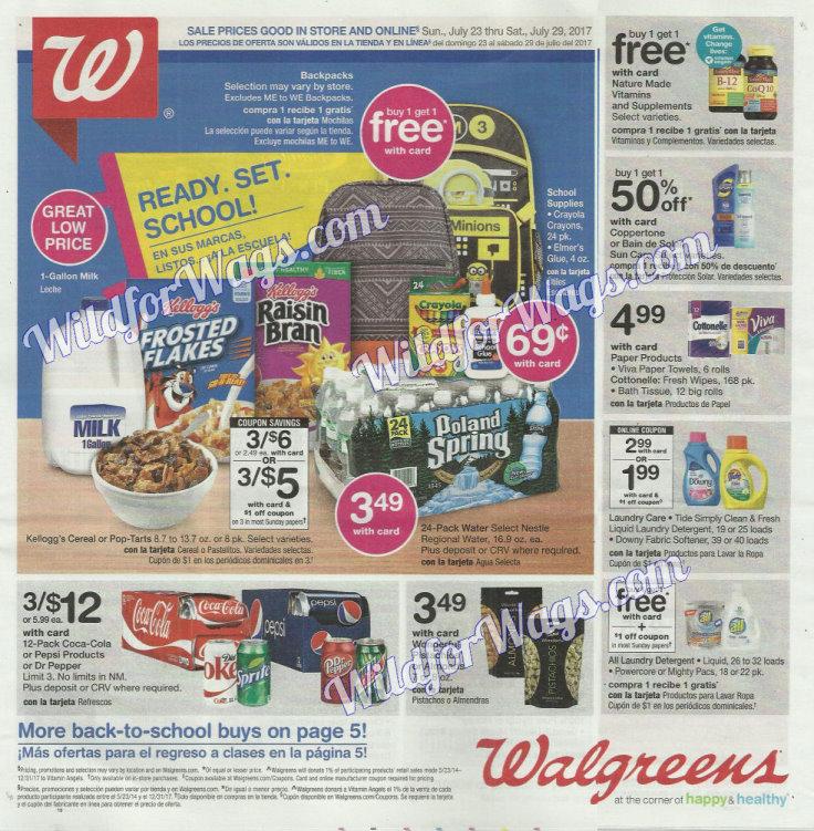 Walgreens Ad Scan 7-23 pg1m