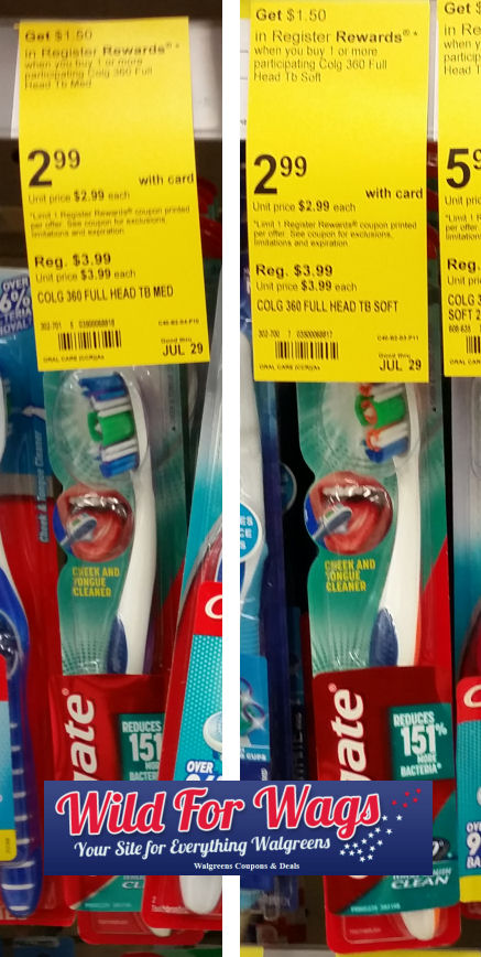 colgate toothbrush rr deal