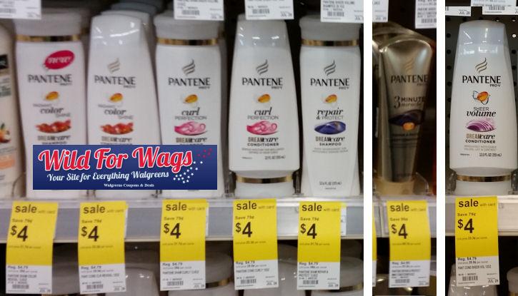 pantene hair care deal