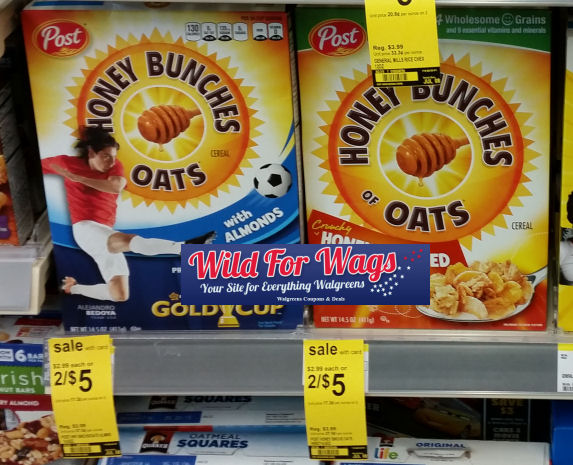 post honney bunches of oats deal