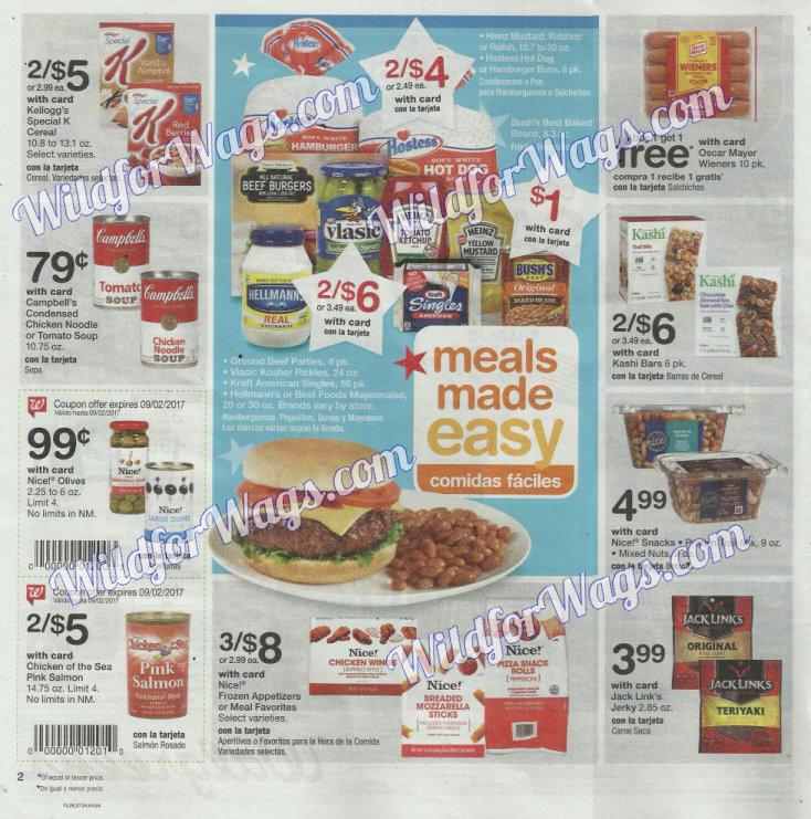 Walgreens Ad Scan 8-27-17 pg2s