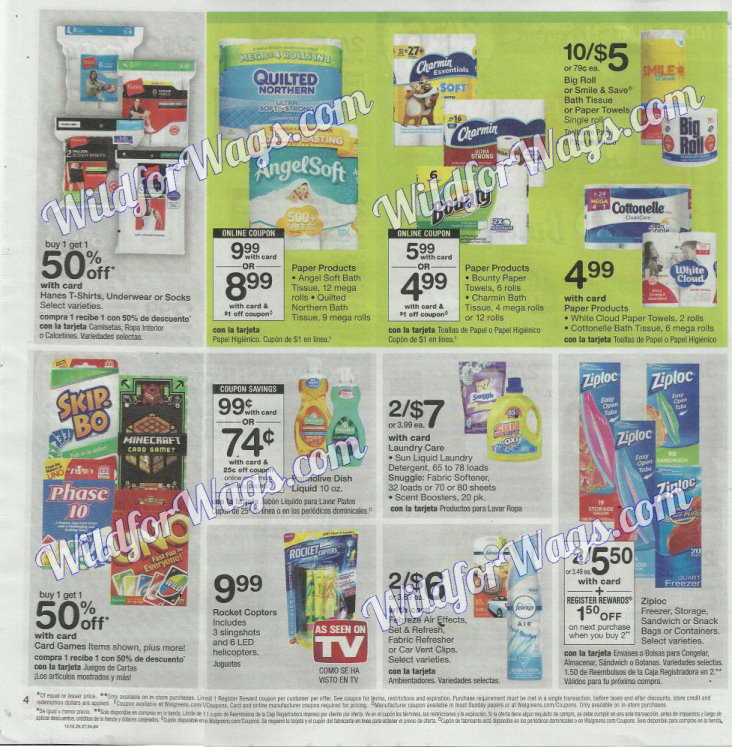 Walgreens Ad Scan 8-27-17 pg4f