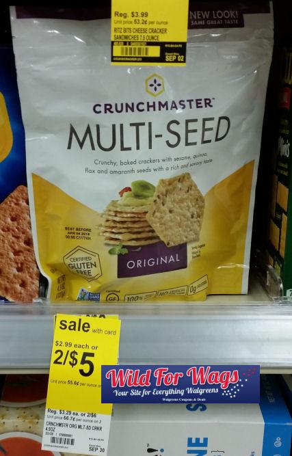 crunchmaster crackers deal