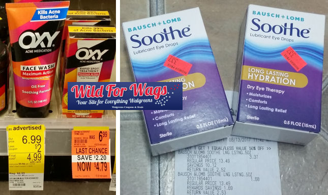 soothe and oxy deals