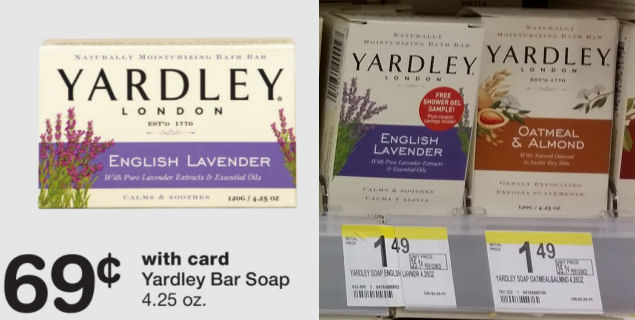 yardley bars dea
