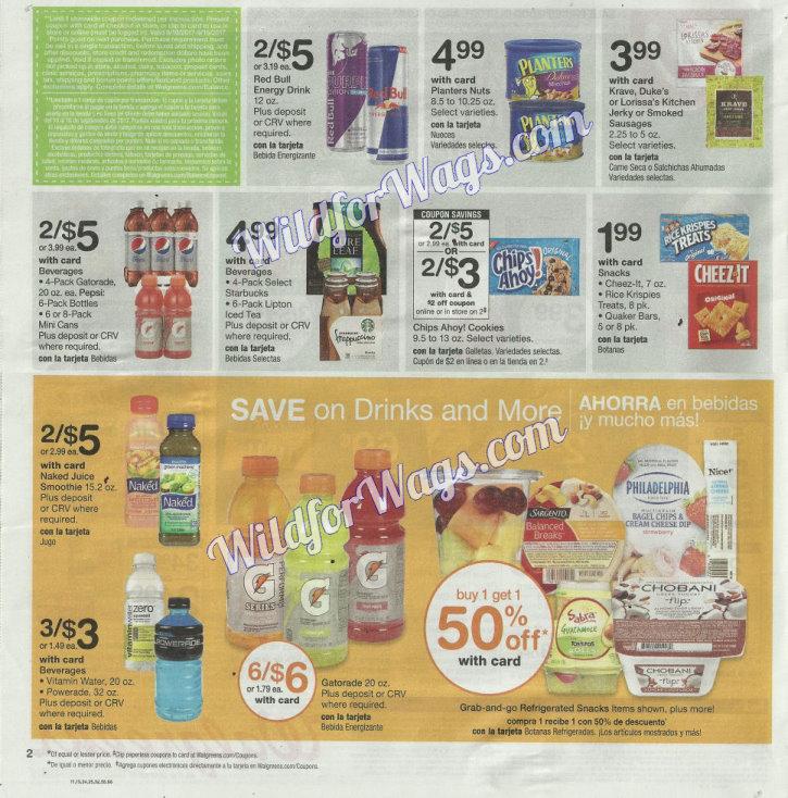Walgreens Ad 9-11-17 pg2d