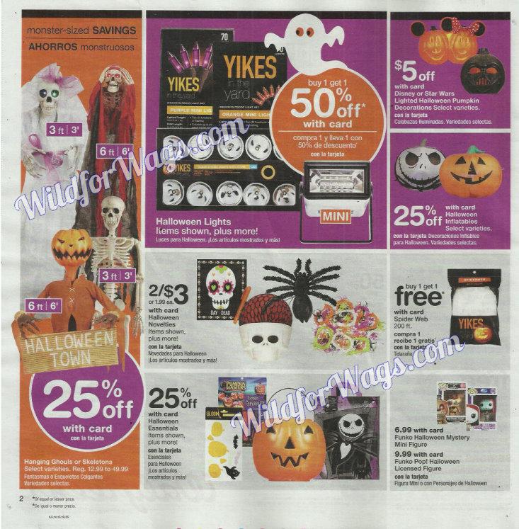 Walgreens Ad Scan 10-1 pg2d