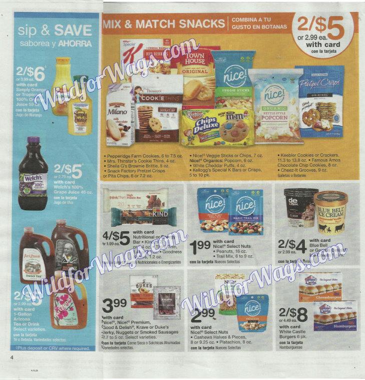 Walgreens Ad Scan 10-1 pg4f