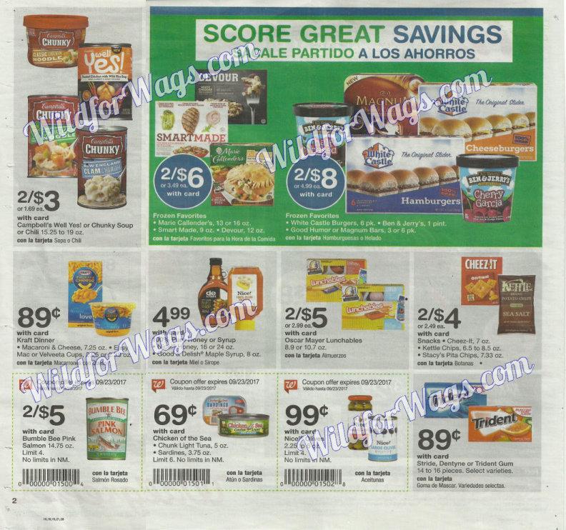 Walgreens Weekly Ad 9-17 pg2r