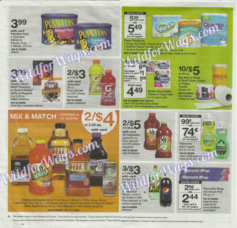 Walgreens Weekly Ad 9-17 pg4d