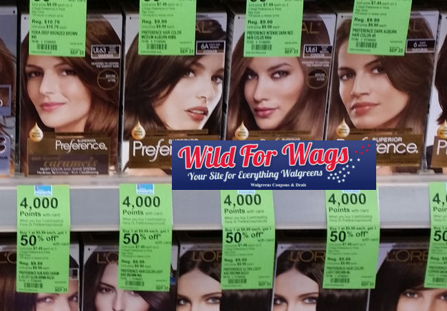 loreal hair color deals