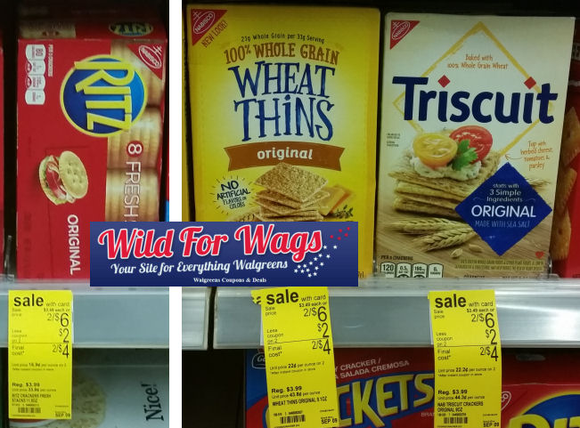 nabisco crackers deal