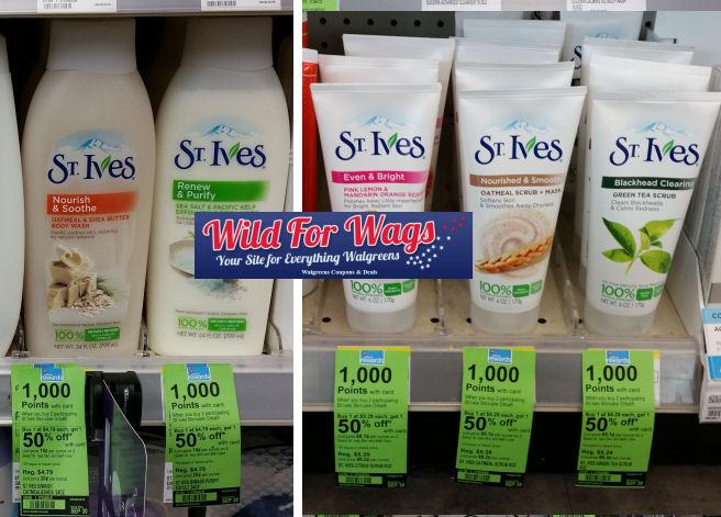 st. ives deals