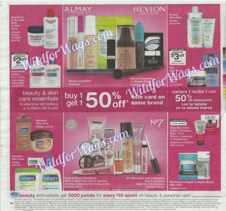 Walgreens Ad Scan 10-16 pg10p