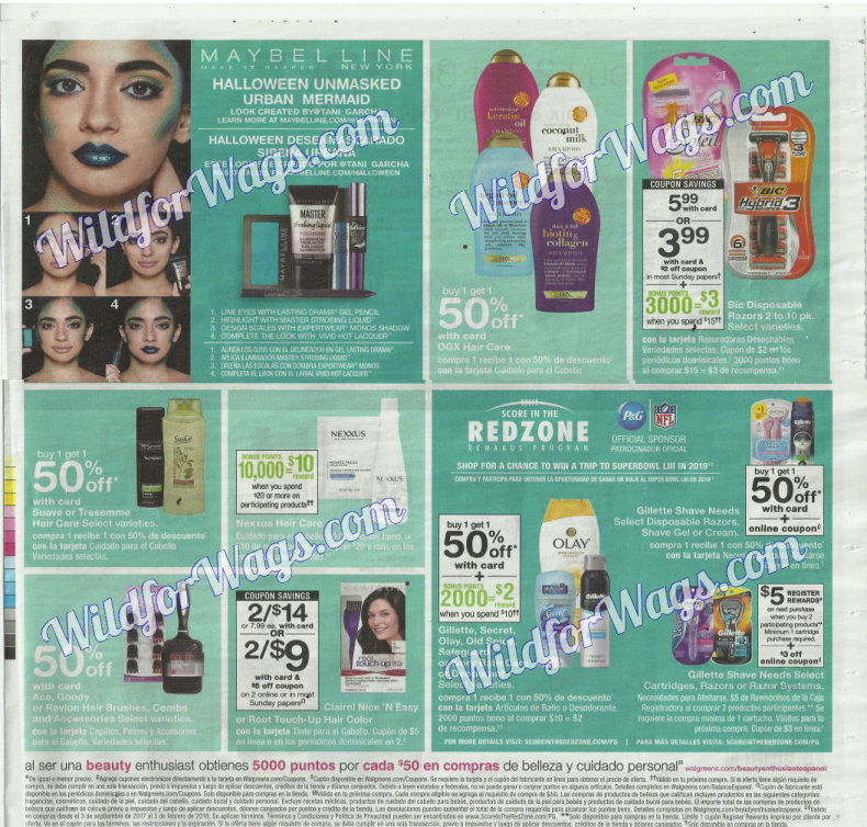 Walgreens Ad Scan 10-16 pg11j