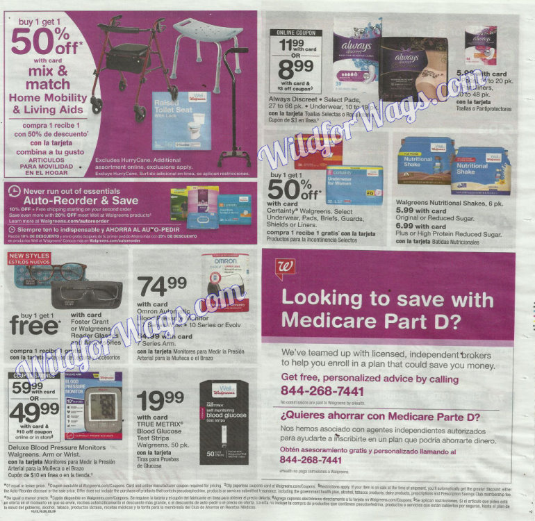 Walgreens Ad Scan 10-16 pg15t