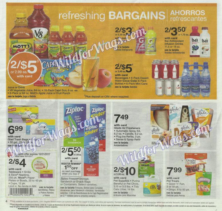 Walgreens Ad Scan 10-15 pg4f