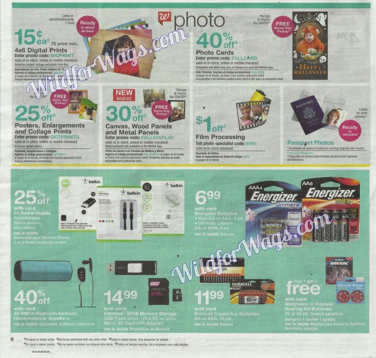 Walgreens Ad Scan 10-16 pg6k
