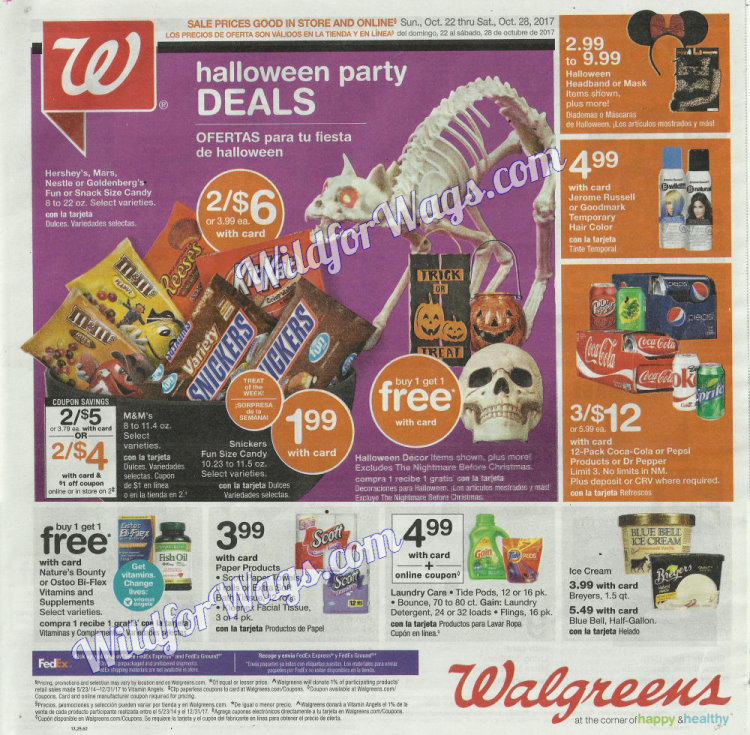 Walgreens Ad Scan 10-22 pg1m