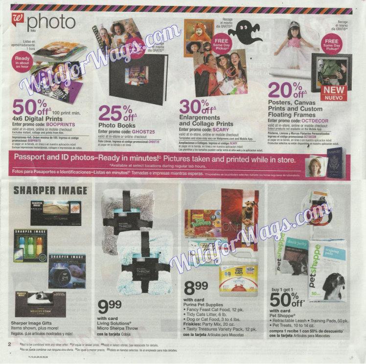 Walgreens Ad Scan 10-22 pg2d