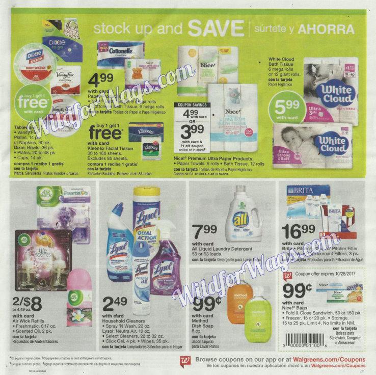 Walgreens Ad Scan 10-22 pg3d