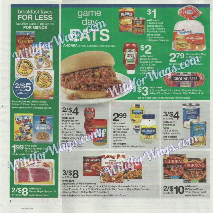 Walgreens Ad Scan 10-8 pg2m