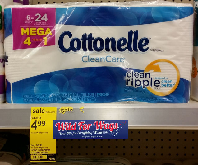 cottonelle deal