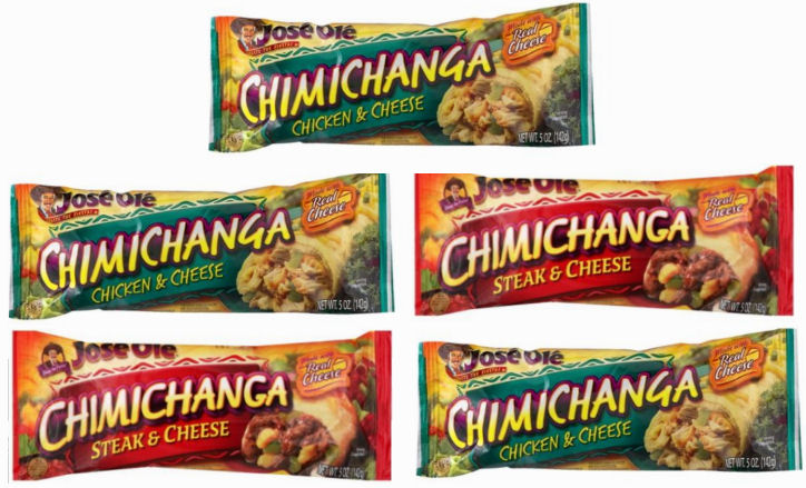 jose ole chimichangas deal
