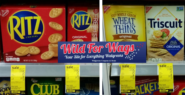 nabisco crackers deals