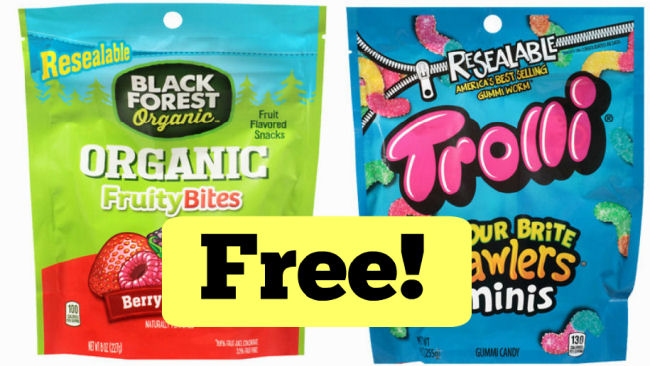trolli and black forest