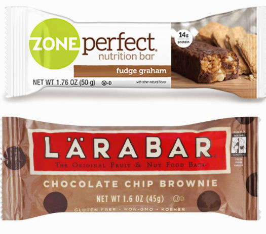 zone perfect and larabars deal