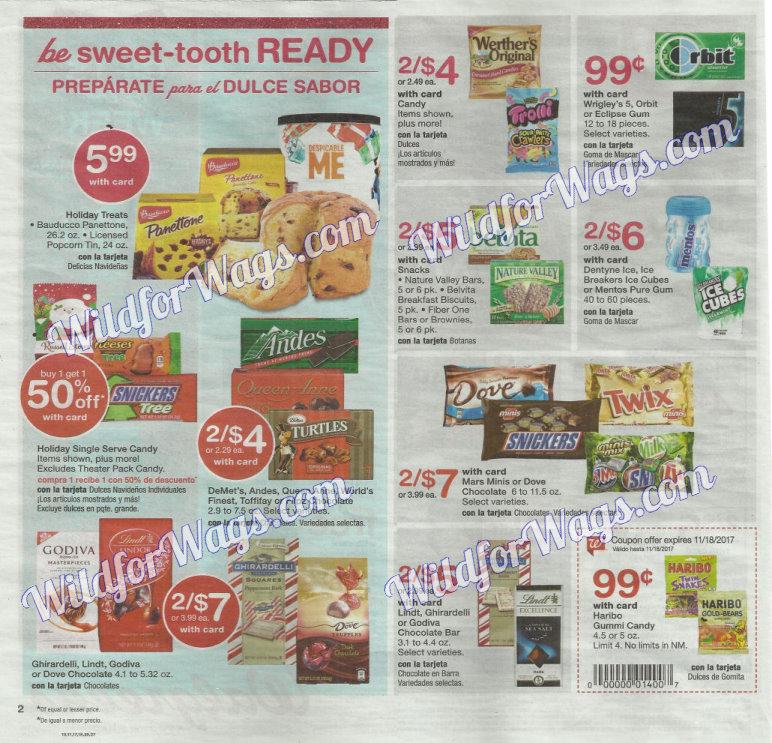 Walgreens Ad Scan 11-12 pg2b