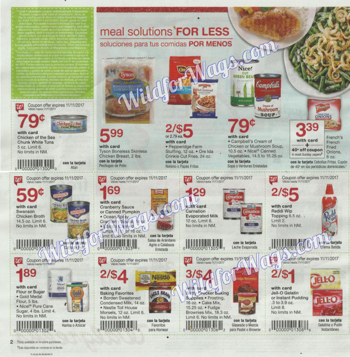 Walgreens Ad Scan 11-5-17 pg2p