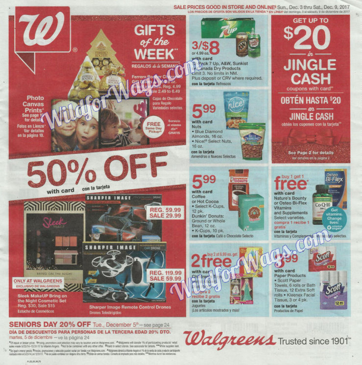 Walgreens Ad Scan 12-3 pg1b