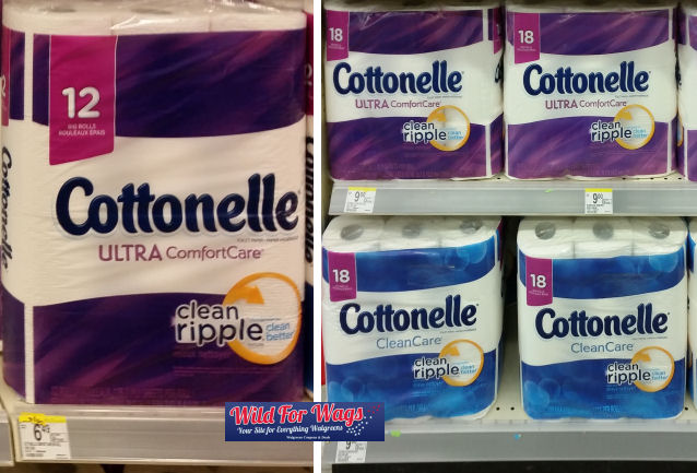 cottonelle deals