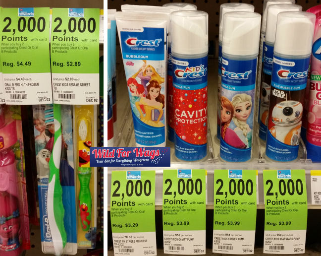 crest kids toothpaste and toothbrush deal