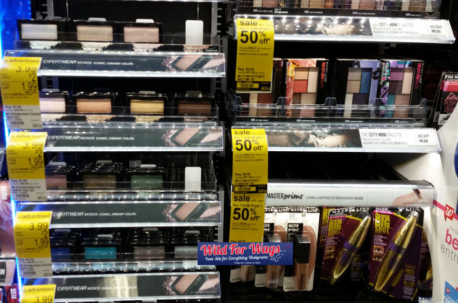 maybelline cosmetics deals