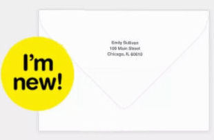 photo return address offer